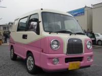 神奈川県横浜市カフェ移動販売車を製作。
