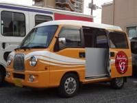東京多摩、築地、千代田出店の移動販売車製作