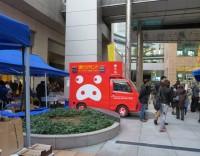 東京カツサンド屋の移動販売車製作