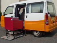 埼玉県の移動販売車を製作