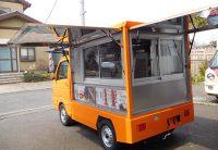 神奈川県の焼き鳥、移動販売車製作
